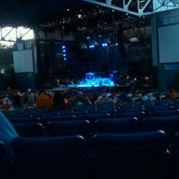 Photo taken at Virginia Beach Amphitheater by Henry B. on 10/16/2011