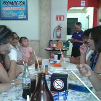 Photo taken at Teacapan Restaurant by Jaime T. on 8/11/2012