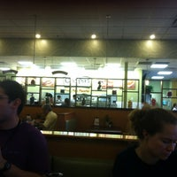 Photo taken at Crispers Fresh Salads, Soups and Sandwiches by Mike S. on 4/1/2012