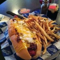 Photo taken at Pappas Burger by Juan Carlos O. on 5/22/2012