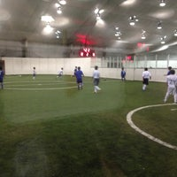 Photo taken at Fairfax Sportsplex by DaleMony J. on 3/18/2012