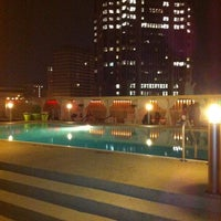 Photo taken at Pool by Cari H. on 8/14/2011