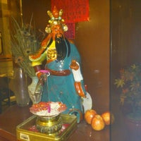 Photo taken at Chifa Pagoda by Eduardo L. on 1/24/2012