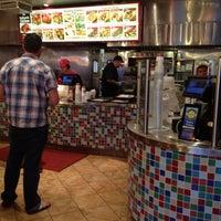 Photo taken at Zankou Chicken by LoveLilyStarGazers on 2/11/2012