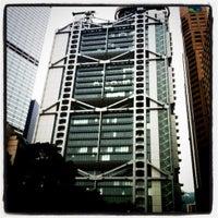 Photo taken at HSBC Hong Kong Office by Pui Chi C. on 3/20/2011