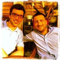 Photo taken at Bar Pietrasantese by Luca D. on 4/28/2012