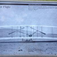 Photo taken at Wright Memorial Pilot's Facility by Karen C. on 8/14/2012