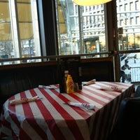 Photo taken at T.G.I. Friday's by Melanie R. on 3/13/2012