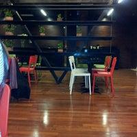 Photo taken at Gabriela Café by Felipe V. on 6/21/2012
