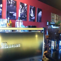Photo taken at Coffee & Crema by Daniel H. on 6/17/2012