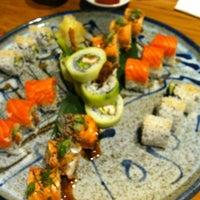 Photo taken at Tojo's Restaurant by Supisara C. on 3/17/2012
