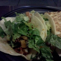 Photo taken at Qdoba Mexican Grill by Renee D. on 4/26/2012