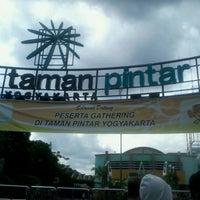 Photo taken at Taman Pintar by Marthin P. on 5/30/2012