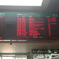 Photo taken at Estación Intermodal de Almería by Mariusz G. on 6/24/2012