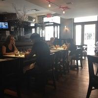 Photo taken at Stella Manhattan Bistro by Charles L. on 8/25/2012