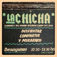 Photo taken at La Chicha by Josue R. on 8/8/2011