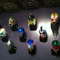 Photo taken at El Jefe Luchador by Aaron W. on 4/29/2011