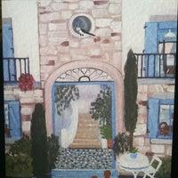 Photo taken at Kurabiye Otel by Gozde B. on 8/12/2012