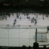 Photo taken at Thompson Arena at Dartmouth by C P. on 12/31/2011