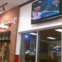 Photo taken at Firehouse Subs by Anastasia W. on 2/24/2012