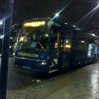 Photo taken at Megabus Birmingham City Centre Stop SH8 & SH9 by Davey M. on 11/10/2011