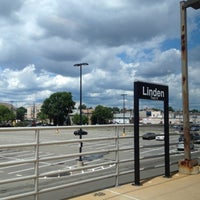 Photo taken at NJT - Linden Station (NEC/NJCL) by Harald Z. on 8/18/2012
