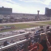 Photo taken at Texas Motor Speedway by Douglas A. C. on 11/5/2011