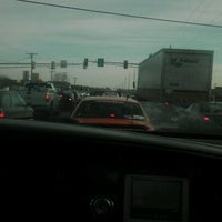 Photo taken at 109th/65 light by JAYSON D. on 1/16/2012
