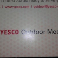 Photo taken at Yesco Outdoor Media by Rich S. on 9/12/2011