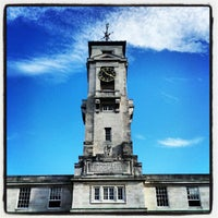 Photo taken at Trent Building by Mark 👻 W. on 9/4/2012
