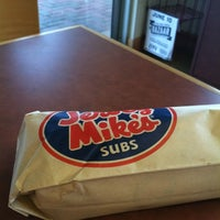 Photo taken at Jersey Mike's Subs by Amy C. on 6/10/2012