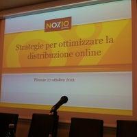 Foto scattata a San Gallo Palace Hotel Florence da Danilo B. il 10/27/2011