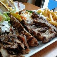 Photo taken at Pitta Hellas by raisercostin on 1/16/2012