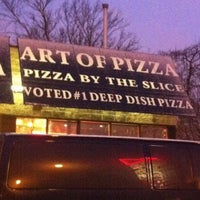 Photo taken at The Art of Pizza by Marta S. on 2/6/2011