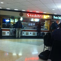 Photo taken at Terminal B by Brian M. on 1/27/2012