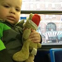 Photo taken at MTA Bus - 7 Av & W 57 St (M31/M57/X12/X14/X30/X42) by George B. on 2/16/2012