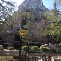 Photo taken at Matterhorn Bobsleds by David A. on 12/24/2011