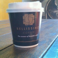 Photo taken at Bellissimo Coffee by Marc C. on 4/21/2011