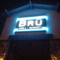 Photo taken at Bru Grill & Market by Brett D. on 12/24/2011