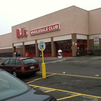 Photo taken at BJ's Wholesale Club by Jennifer B. on 3/25/2012
