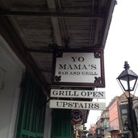 Photo taken at Yo Mama's Bar & Grill by C H. on 8/31/2012
