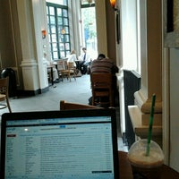 Photo taken at Starbucks by Mariya G. on 5/10/2012