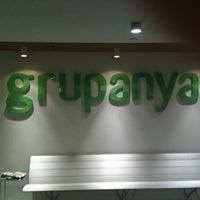 Photo taken at Grupanya! by Semih Y. on 10/22/2011
