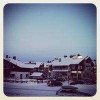 Photo taken at Levi Ski Resort by Katya K. on 12/30/2011