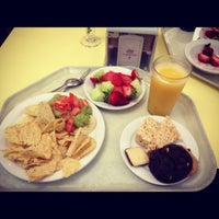 Photo taken at Hewitt Dining Hall - Barnard College by Maria G. on 5/4/2012