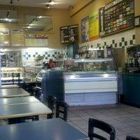 Photo taken at Angora Cafe by Austra Z. on 1/2/2012