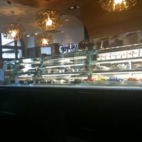 Photo taken at Guylian Chocolate Café by Tara D. on 1/25/2011