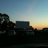 Photo taken at Mission Tiki Drive-In Theatre by Linh P. on 6/19/2011