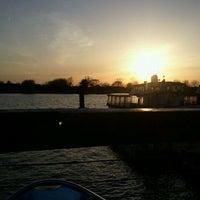 Photo taken at Cantina Marina by Tabatha on 3/19/2011