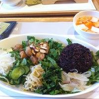 Photo taken at Bibigo by Dae Kyum K. on 5/18/2012